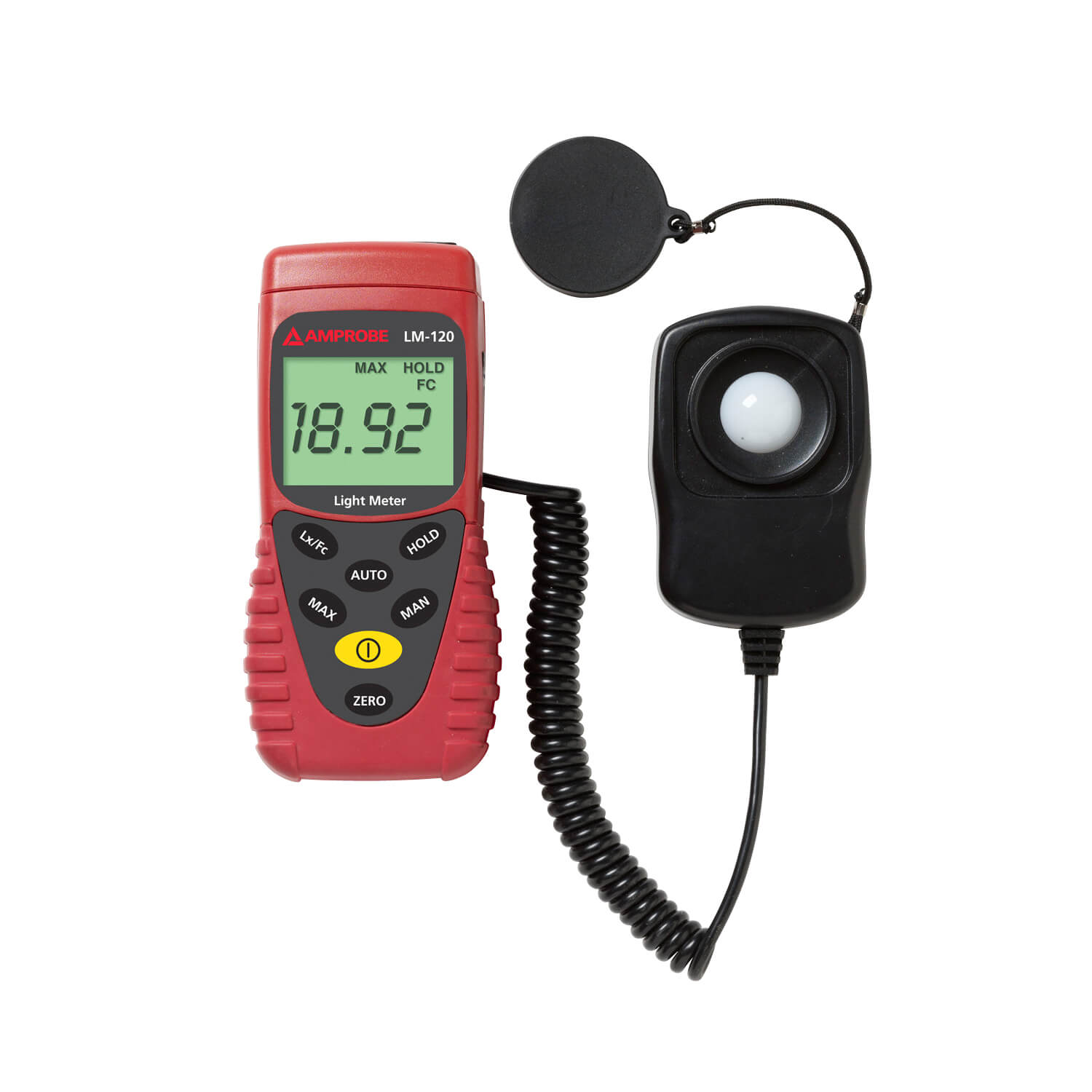 Amprobe LM-120 Handheld Light Meter