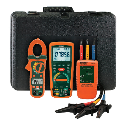 Extech MG300-MTK Motor and Drive Troubleshooting Test Kit
