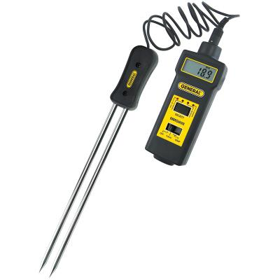 General Tools MMG608 Grain Moisture Tester with External Probe