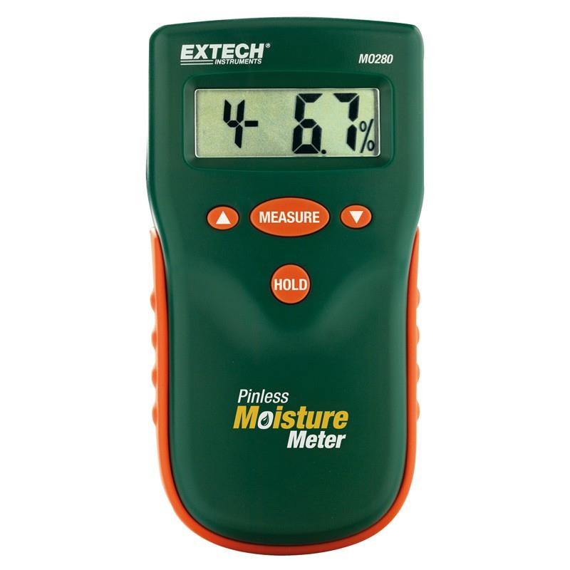Extech MO280 Non Invasive Moisture Meter for Building Materials