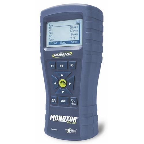 Bacharach 19-8117 Monoxor Plus Professional CO Analyzer (Free 2nd Day Shipping)
