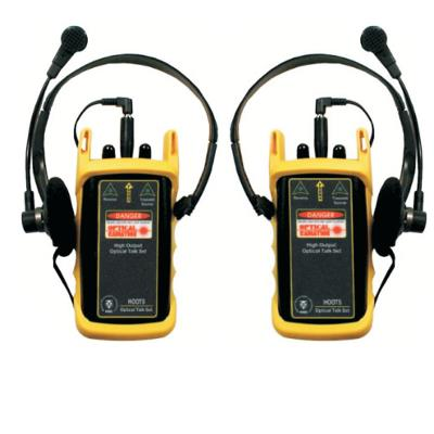 OWL HO-850 Fiber Optic Talk Set and MM Light Source 850 nm
