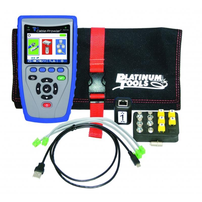 Platinum Tools TCB300 Cable Prowler Network Cable Tester