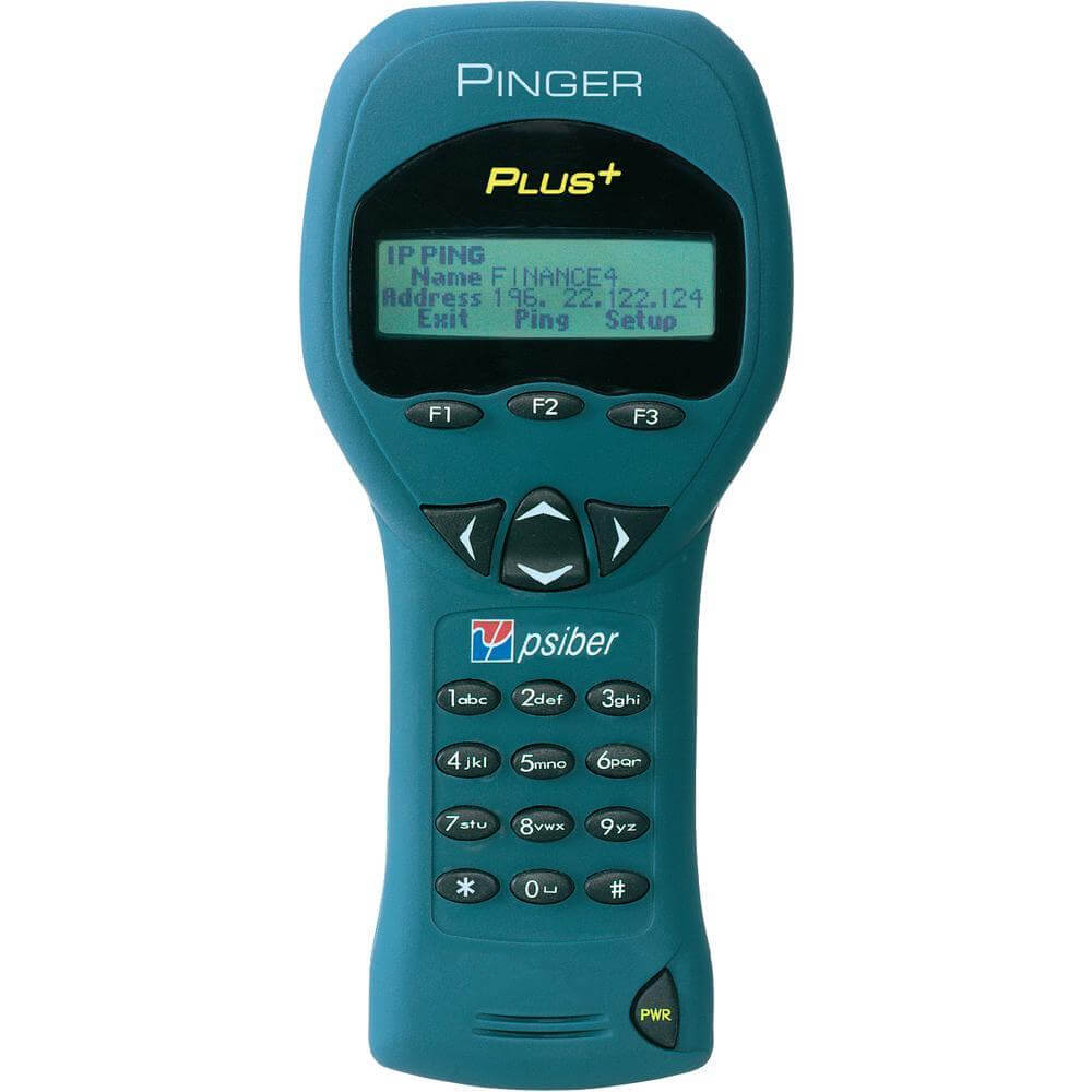 Psiber PNG65 Pinger Plus Network IP Tester