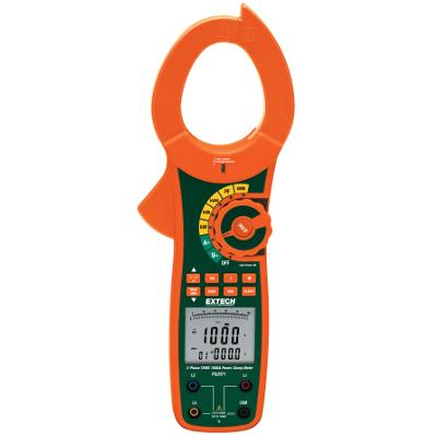 Extech PQ2071 1000A True RMS AC Clamp-on Power Meter