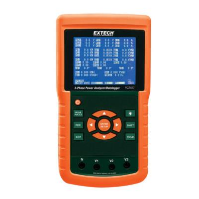Extech PQ3450 Graphical 3-Phase Power Analyzer and Datalogger