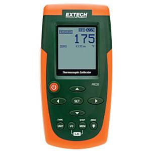 Extech PRC20 Handheld Thermocouple Calibrator