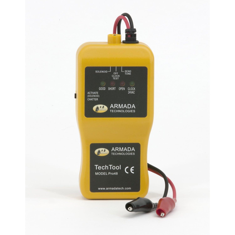 Armada Pro800d Hi Power Wire And Valve Locator Best Circuit Breaker Finder Technologies Pro48 Irrigation Solenoid Tester