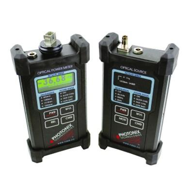 Photonix PX-D103 Optical Power Meter and Laser Light Source Set