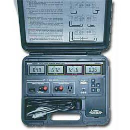 Extech 380801 Appliance Tester and ACDC Power Analyzer