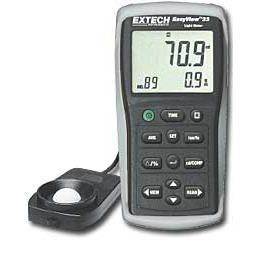 Extech EA33 Big Digit Light Meter Logger