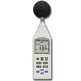 Extech 407780 Digital Integrating Sound Level Meter with Datalogging