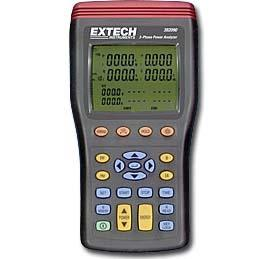 Extech 382090 Analyzer for 3-Phase Power Quality 1000A
