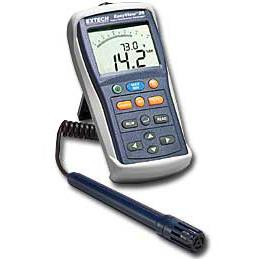 Extech EA20 EasyView Psychrometer with External Probe