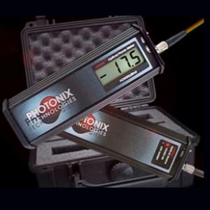 Photonix PX-D201 LANLITE Optical Power Meter and 1300 ST LED Source
