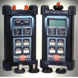 Photonix PX-D111 Optical Power Meter with 1300 LED Light Source Set