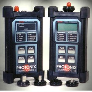 Photonix PX-D112 Optical Power Meter with 850-1300 LED Light Source Set
