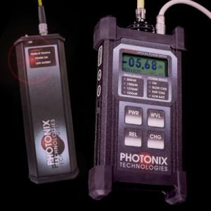 Photonix PX-D734 Datalogging Power Meter with 1550 nm Source Set
