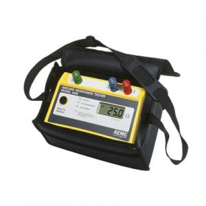 AEMC 3640 3-Point Digital Ground Resistance Tester