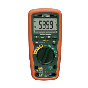 Extech EX510 Heavy Duty Digital Industrial Multimeter