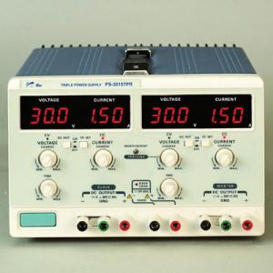 UniSource UNI PS-3015TPR DC Power Supply with Triple Output