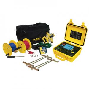 AEMC 6470-300 4-Point Ground Resistance Tester Kit