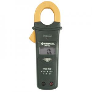 Greenlee CMT-90 Automatic Electrical Clamp Tester
