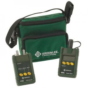 Greenlee 5670-ST Multimode Fiber Optic Test Set ST Interface