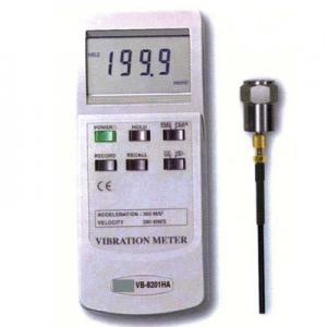 General Tools VB8201HA Handheld Digital Vibration Meter
