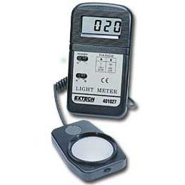 Extech 401027-NIST Handheld Small Size Light Meter