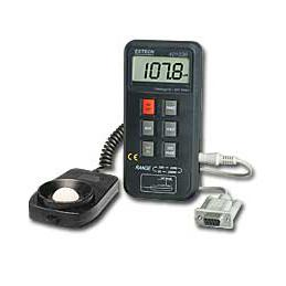 Extech 401036-NIST Datalogging Light Meter with Calibration Certificate