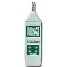 Extech 407768-NIST Digital Sound Level Meter with PC Output