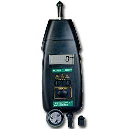 Extech 461891-NIST Contact Digital Tachometer High Precision