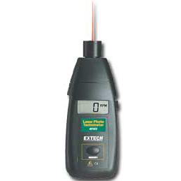 Extech 461893-NIST Digital High Precision Photo Tachometer