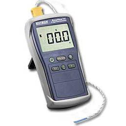 Extech EA10-NIST Dual Input Type K Thermometer with EasyView