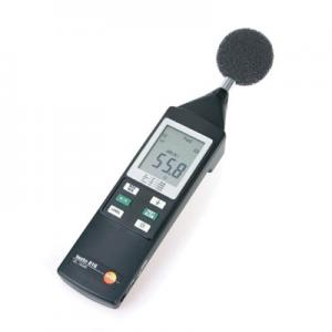 Testo 816 Digital Handheld Sound Level Meter