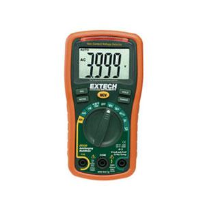 Extech EX330-NIST Miniature Digital Multimeter with Thermocouple Temp