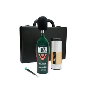Extech 407732-KIT Digital Sound Level Meter Kit