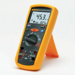 Fluke 1577 TRMS Insulation Tester and Multimeter
