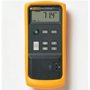 Fluke 714 Handheld Thermocouple Calibrator