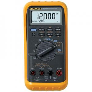 Fluke 787 ProcessMeter Digital Multimeter and Loop Calibrator