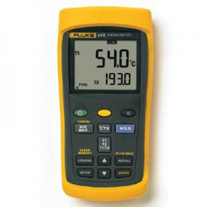 Fluke 54 II B Series II Handheld Digital Thermometer