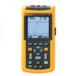 Fluke 124/S Industrial ScopeMeter 40MHz Software Kit