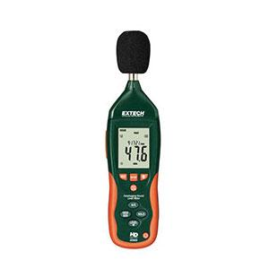Extech HD600 Digital Sound Level Meter with Datalogging