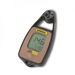 General Tools DAF3300 Digital Air Flow Temperature and Wind Chill Meter