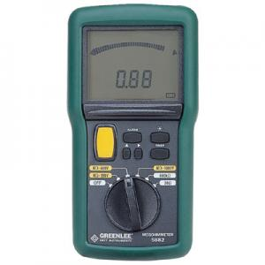 Greenlee 5880-C Digital Megohmmeter with Large Display