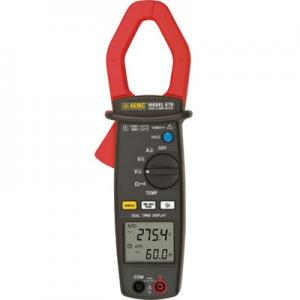 AEMC 675 Full-Function Digital Clamp Meter