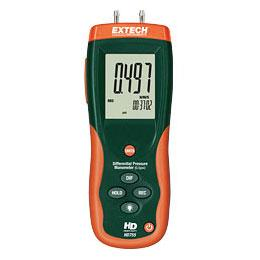 Extech HD755 Digital Differential Pressure Manometer