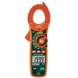 Extech MA250-NIST 200A AC Clamp Multimeter with Voltage Detector