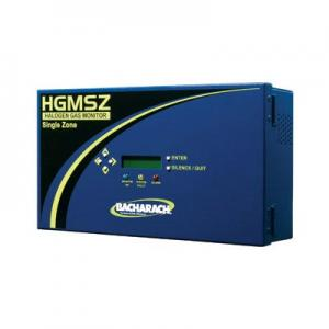 Bacharach HGMSZ 3015-4200 One Zone Halogen Refrigerant Gas Monitoring System